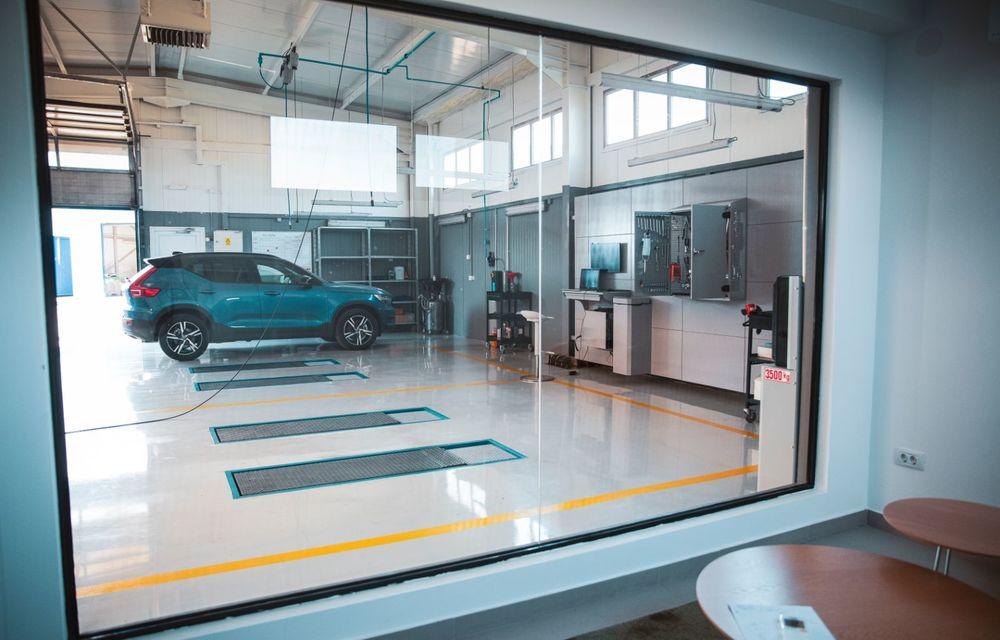 Rețeaua Volvo se extinde în România: 8 dealeri și 9 service-uri la dispoziția clienților mărcii suedeze - Poza 57