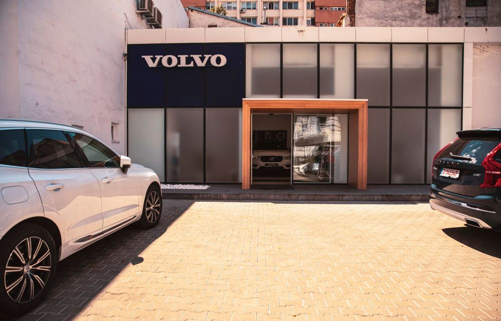 Rețeaua Volvo se extinde în România: 8 dealeri și 9 service-uri la dispoziția clienților mărcii suedeze - Poza 15