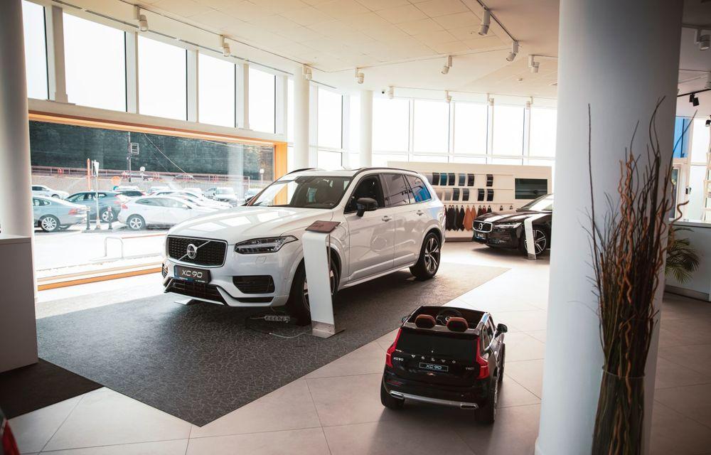 Rețeaua Volvo se extinde în România: 8 dealeri și 9 service-uri la dispoziția clienților mărcii suedeze - Poza 2