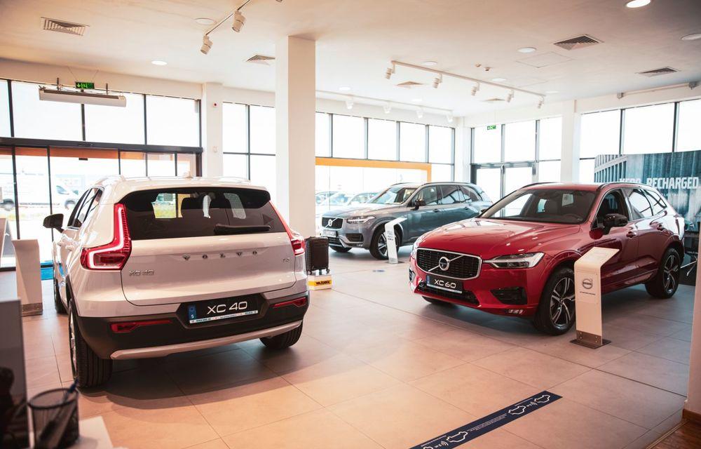 Rețeaua Volvo se extinde în România: 8 dealeri și 9 service-uri la dispoziția clienților mărcii suedeze - Poza 36