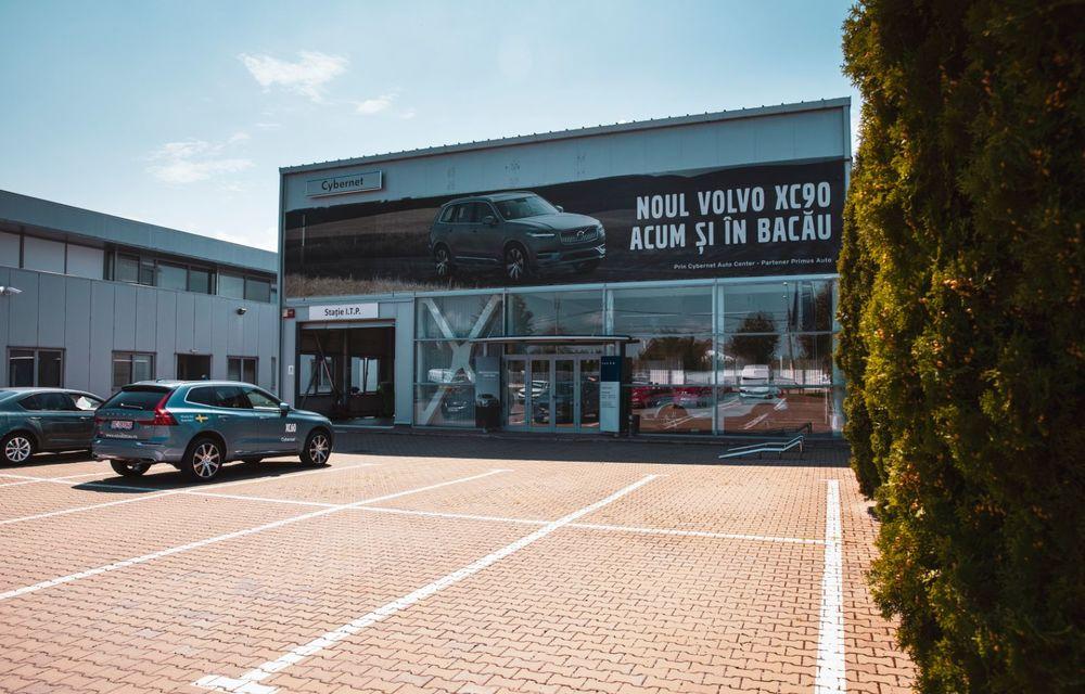 Rețeaua Volvo se extinde în România: 8 dealeri și 9 service-uri la dispoziția clienților mărcii suedeze - Poza 22