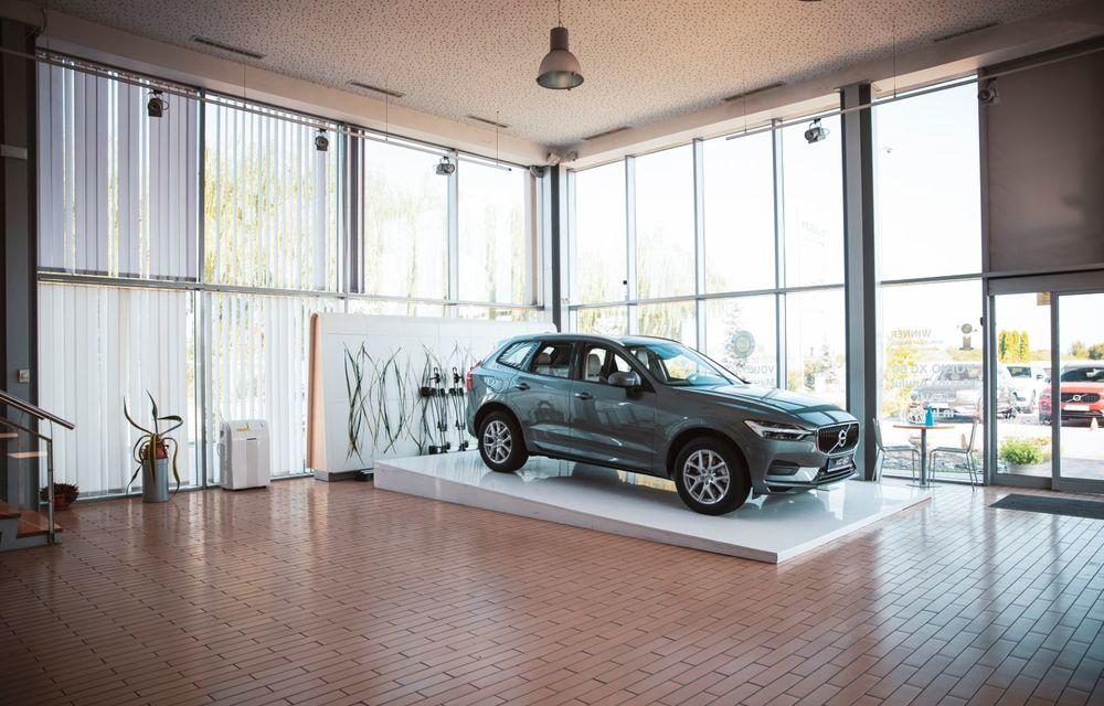Rețeaua Volvo se extinde în România: 8 dealeri și 9 service-uri la dispoziția clienților mărcii suedeze - Poza 48