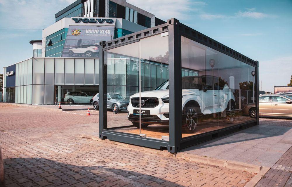 Rețeaua Volvo se extinde în România: 8 dealeri și 9 service-uri la dispoziția clienților mărcii suedeze - Poza 10