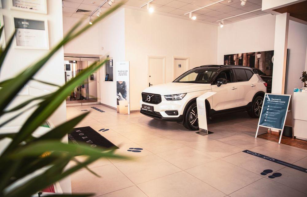 Rețeaua Volvo se extinde în România: 8 dealeri și 9 service-uri la dispoziția clienților mărcii suedeze - Poza 16