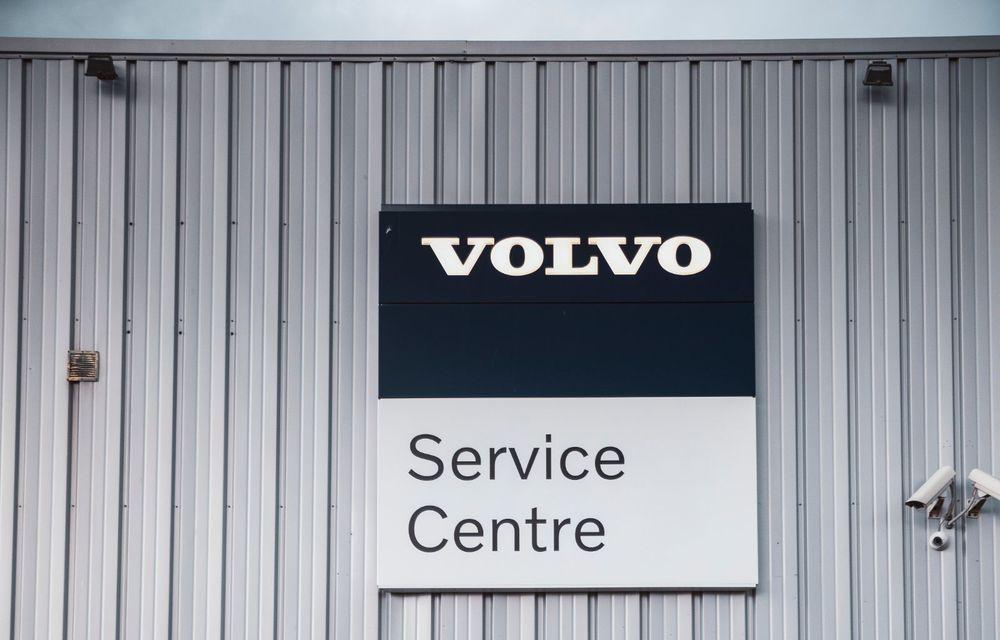 Rețeaua Volvo se extinde în România: 8 dealeri și 9 service-uri la dispoziția clienților mărcii suedeze - Poza 60
