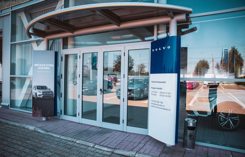 Rețeaua Volvo se extinde în România: 8 dealeri și 9 service-uri la dispoziția clienților mărcii suedeze - Poza 23