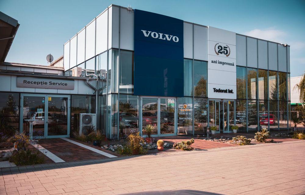 Rețeaua Volvo se extinde în România: 8 dealeri și 9 service-uri la dispoziția clienților mărcii suedeze - Poza 46