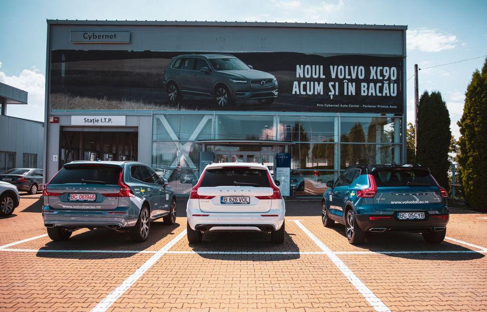 Rețeaua Volvo se extinde în România: 8 dealeri și 9 service-uri la dispoziția clienților mărcii suedeze - Poza 29