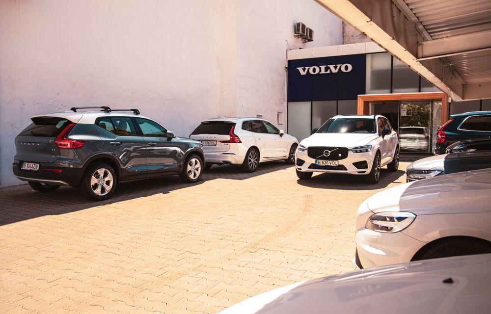 Rețeaua Volvo se extinde în România: 8 dealeri și 9 service-uri la dispoziția clienților mărcii suedeze - Poza 14
