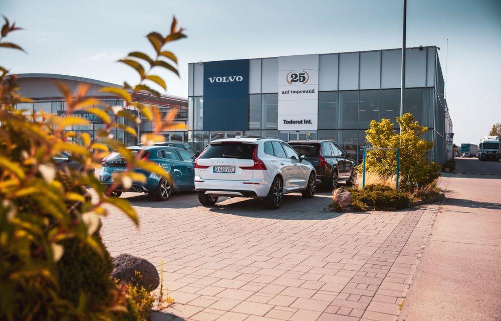 Rețeaua Volvo se extinde în România: 8 dealeri și 9 service-uri la dispoziția clienților mărcii suedeze - Poza 45
