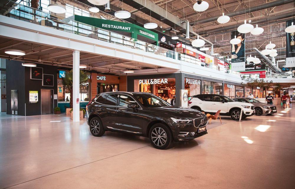Rețeaua Volvo se extinde în România: 8 dealeri și 9 service-uri la dispoziția clienților mărcii suedeze - Poza 53