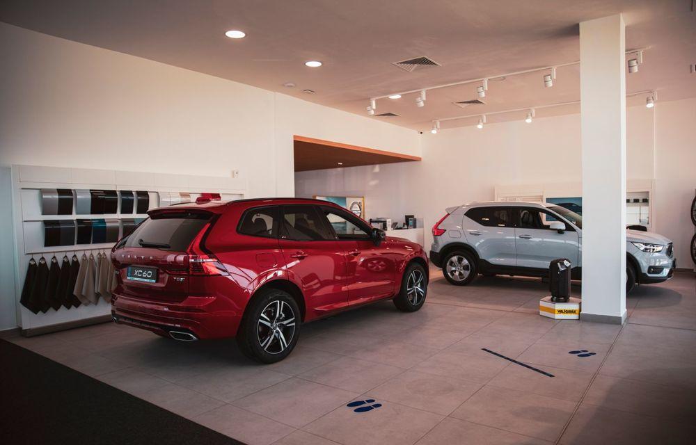Rețeaua Volvo se extinde în România: 8 dealeri și 9 service-uri la dispoziția clienților mărcii suedeze - Poza 34