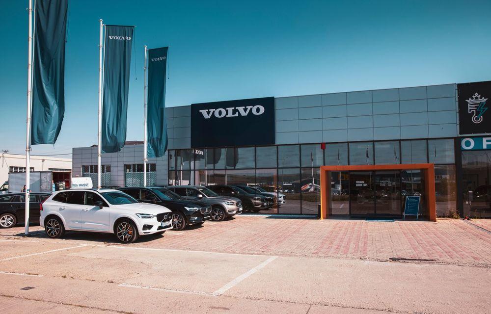 Rețeaua Volvo se extinde în România: 8 dealeri și 9 service-uri la dispoziția clienților mărcii suedeze - Poza 30