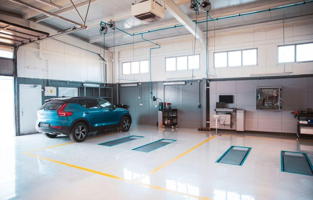 Rețeaua Volvo se extinde în România: 8 dealeri și 9 service-uri la dispoziția clienților mărcii suedeze - Poza 58