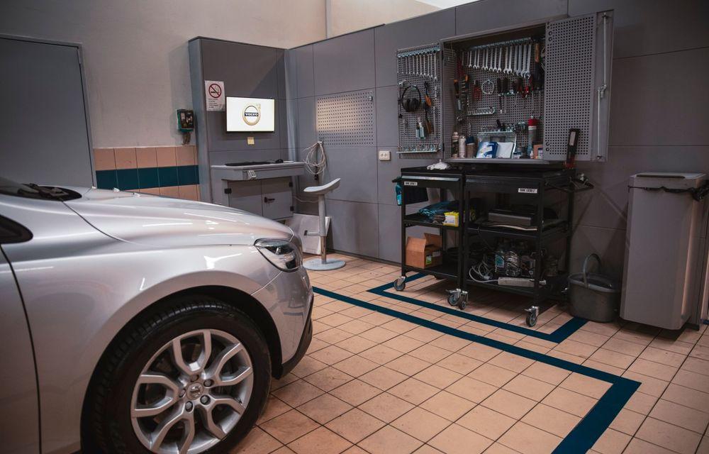 Rețeaua Volvo se extinde în România: 8 dealeri și 9 service-uri la dispoziția clienților mărcii suedeze - Poza 62