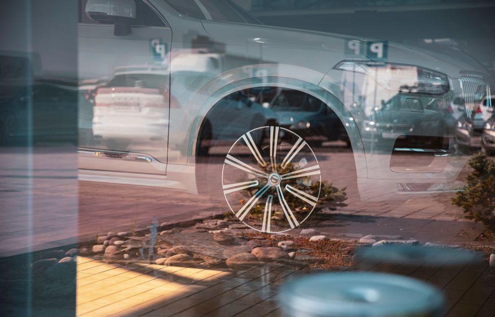Rețeaua Volvo se extinde în România: 8 dealeri și 9 service-uri la dispoziția clienților mărcii suedeze - Poza 50