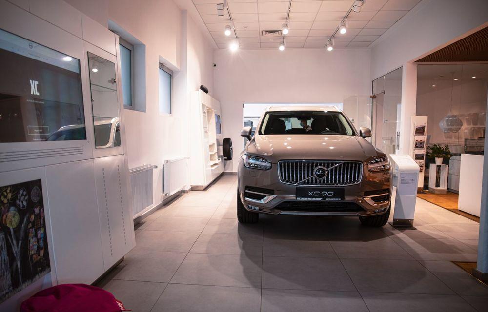 Rețeaua Volvo se extinde în România: 8 dealeri și 9 service-uri la dispoziția clienților mărcii suedeze - Poza 21
