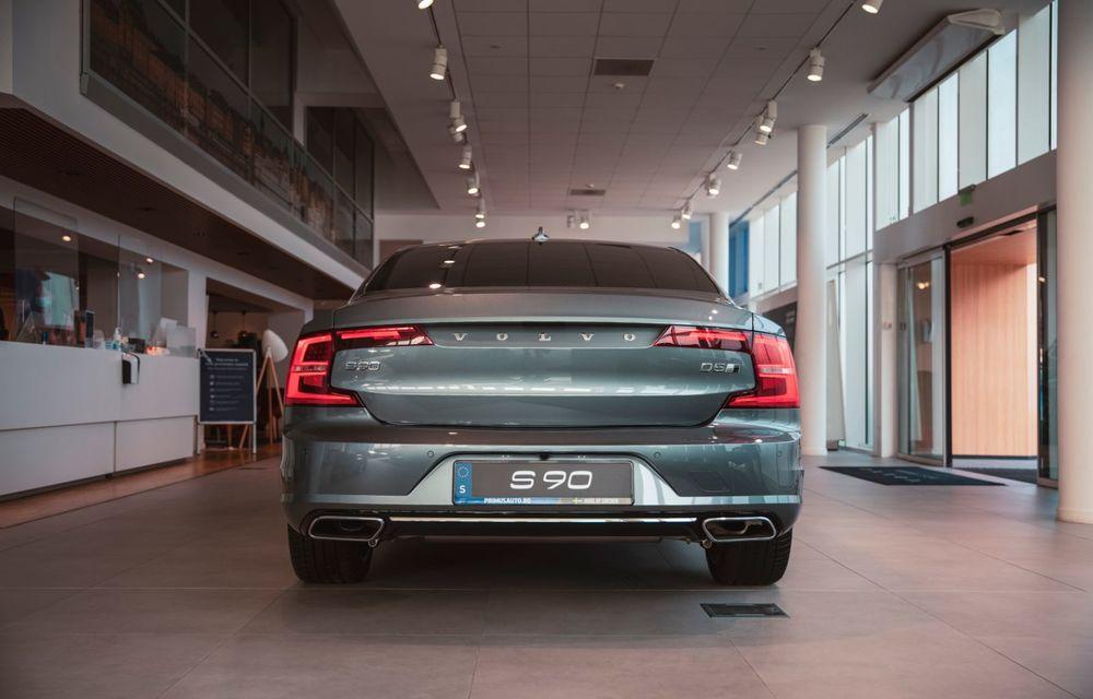 Rețeaua Volvo se extinde în România: 8 dealeri și 9 service-uri la dispoziția clienților mărcii suedeze - Poza 3