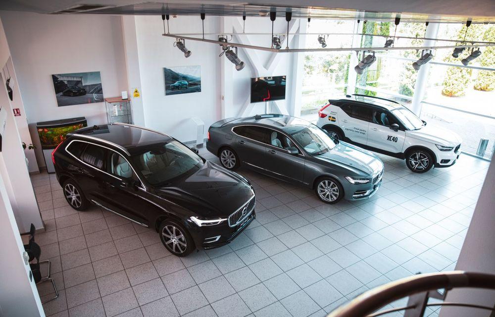 Rețeaua Volvo se extinde în România: 8 dealeri și 9 service-uri la dispoziția clienților mărcii suedeze - Poza 26