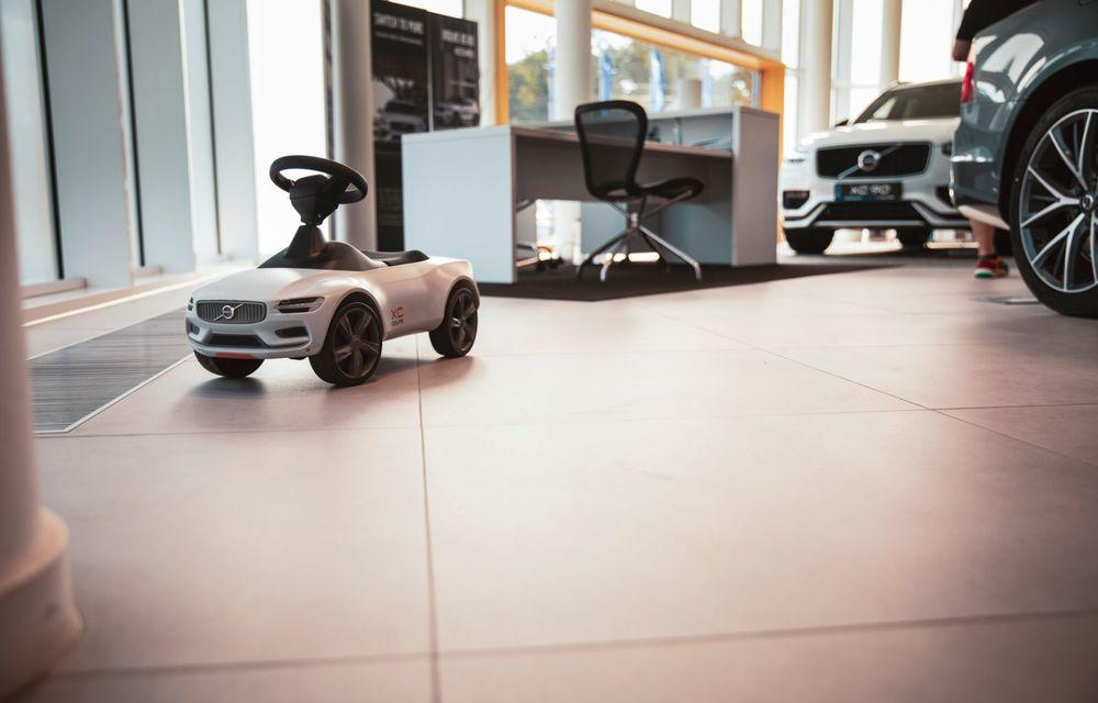 Rețeaua Volvo se extinde în România: 8 dealeri și 9 service-uri la dispoziția clienților mărcii suedeze - Poza 4