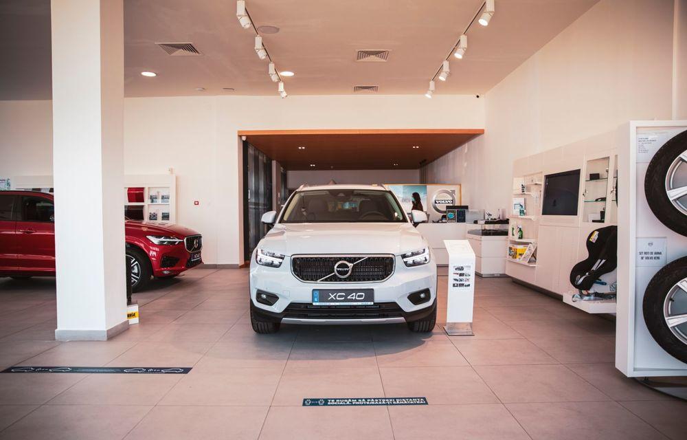 Rețeaua Volvo se extinde în România: 8 dealeri și 9 service-uri la dispoziția clienților mărcii suedeze - Poza 33