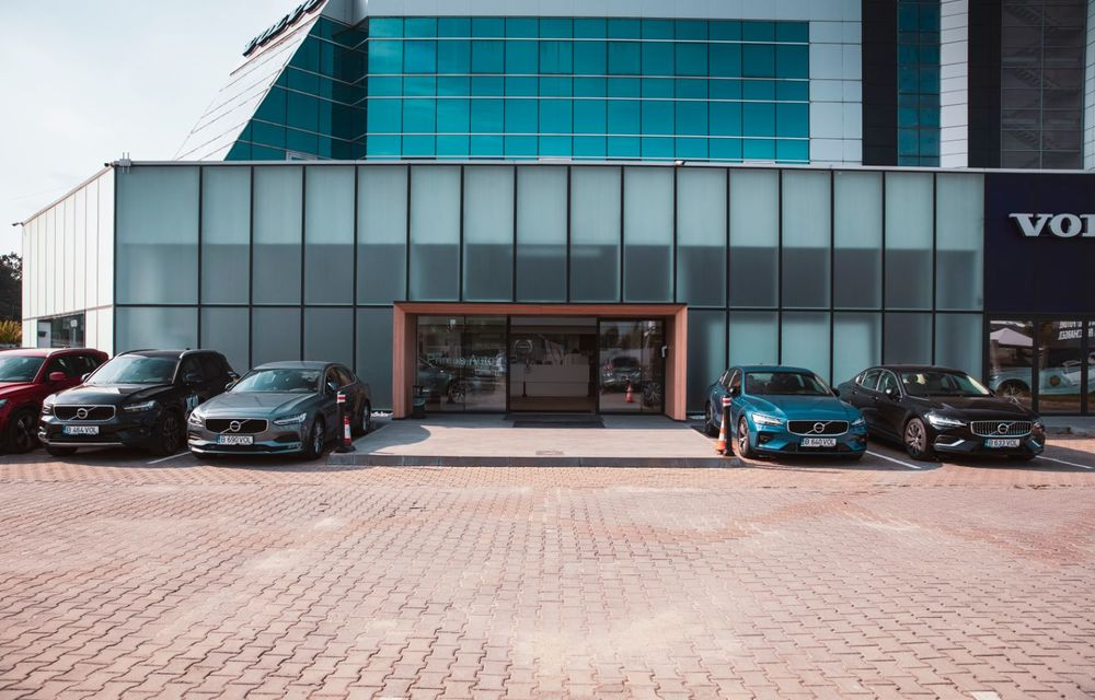 Rețeaua Volvo se extinde în România: 8 dealeri și 9 service-uri la dispoziția clienților mărcii suedeze - Poza 11