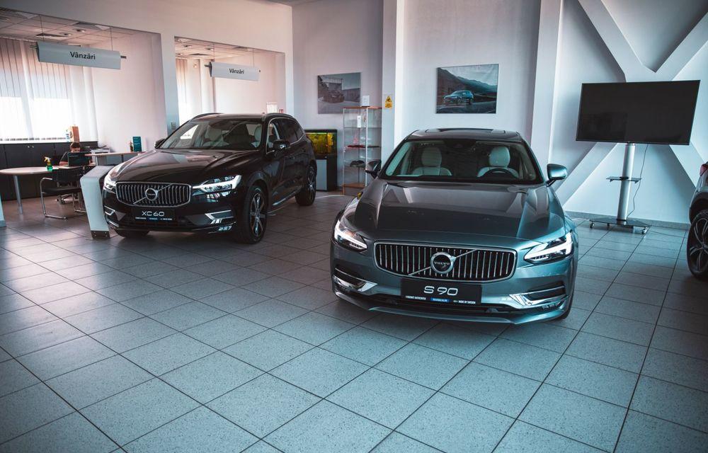 Rețeaua Volvo se extinde în România: 8 dealeri și 9 service-uri la dispoziția clienților mărcii suedeze - Poza 24