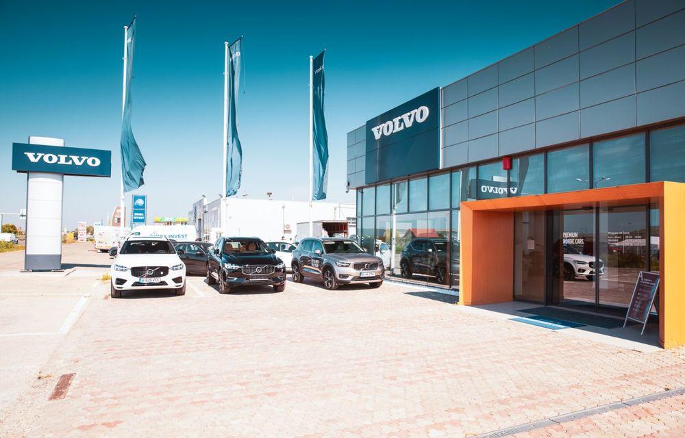 Rețeaua Volvo se extinde în România: 8 dealeri și 9 service-uri la dispoziția clienților mărcii suedeze - Poza 32