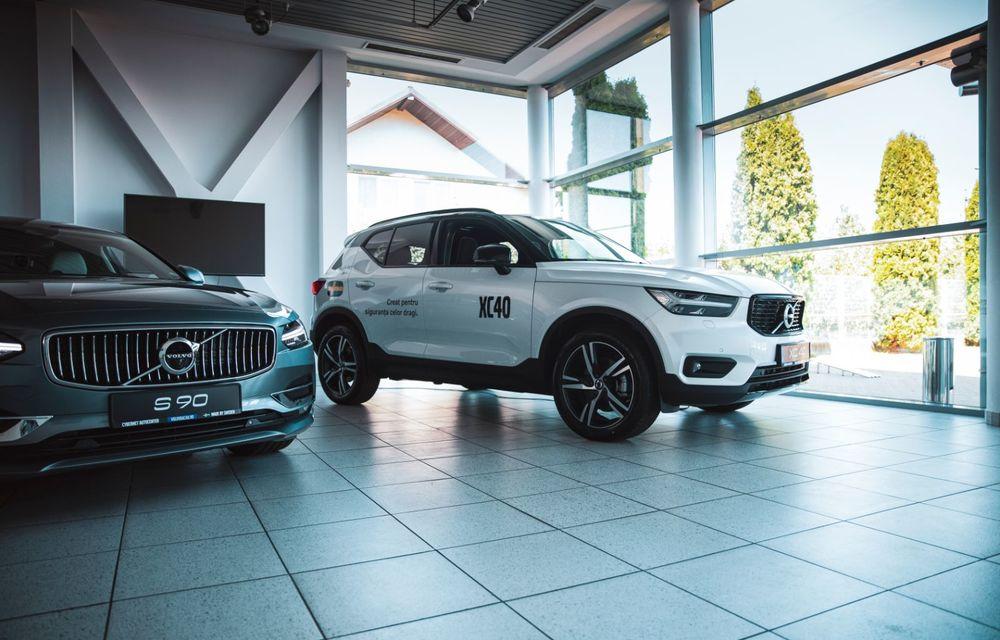 Rețeaua Volvo se extinde în România: 8 dealeri și 9 service-uri la dispoziția clienților mărcii suedeze - Poza 25