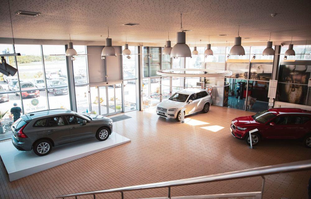 Rețeaua Volvo se extinde în România: 8 dealeri și 9 service-uri la dispoziția clienților mărcii suedeze - Poza 47
