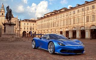 Grupul Mahindra pregătește investiții la divizia Pininfarina: indienii vor să se extindă pe piața mașinilor electrice din Europa