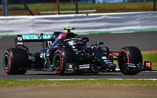 Bottas va pleca pole position în cursa de la Silverstone din fața lui Hamilton! Hulkenberg, locul 3 pentru Racing Point