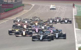 Verstappen a câștigat cursa de la Silverstone datorită unei strategii mai bune la boxe! Hamilton și Bottas au completat podiumul
