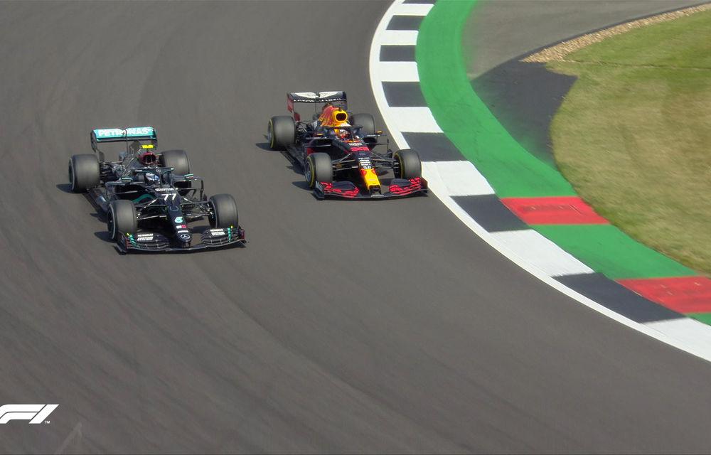 Verstappen a câștigat cursa de la Silverstone datorită unei strategii mai bune la boxe! Hamilton și Bottas au completat podiumul - Poza 6