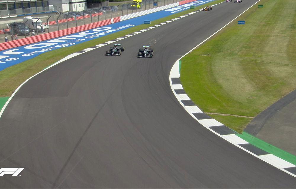 Verstappen a câștigat cursa de la Silverstone datorită unei strategii mai bune la boxe! Hamilton și Bottas au completat podiumul - Poza 2