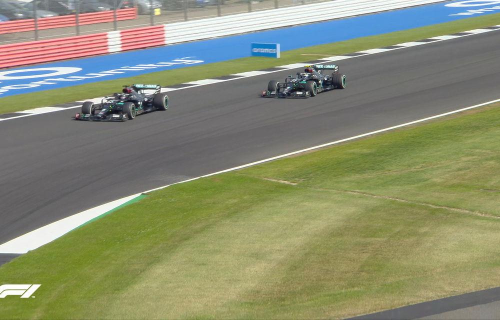 Verstappen a câștigat cursa de la Silverstone datorită unei strategii mai bune la boxe! Hamilton și Bottas au completat podiumul - Poza 4