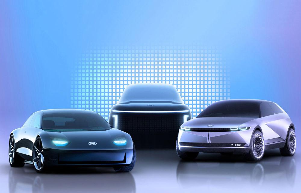 Ioniq devine sub-brand de electrice pentru Hyundai: asiaticii vor lansa trei modele electrice noi în următorii patru ani - Poza 1