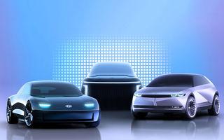 Ioniq devine sub-brand de electrice pentru Hyundai: asiaticii vor lansa trei modele electrice noi în următorii patru ani