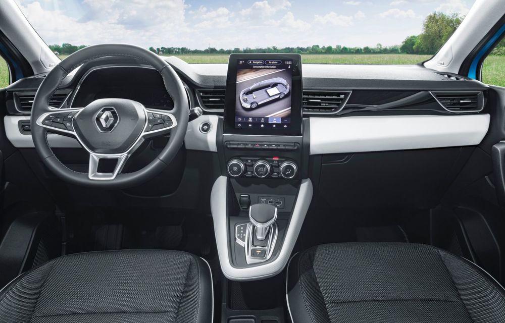 Renault deschide în România pre-comenzile pentru versiunea plug-in hybrid a lui Captur: 28.800 de euro pentru varianta de echipare de top - Poza 18
