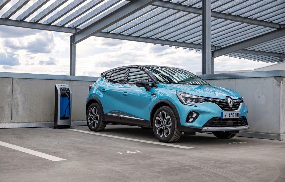 Renault deschide în România pre-comenzile pentru versiunea plug-in hybrid a lui Captur: 28.800 de euro pentru varianta de echipare de top - Poza 9