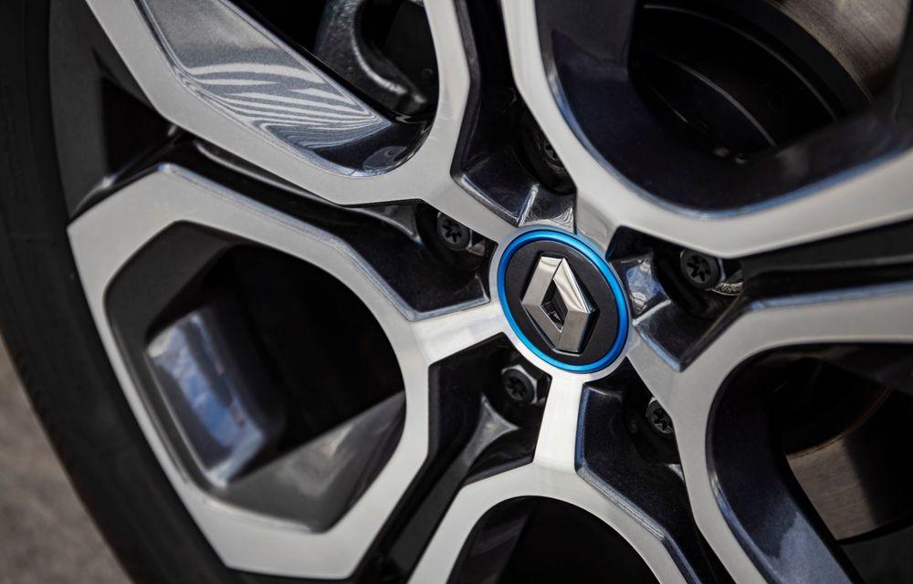 Renault deschide în România pre-comenzile pentru versiunea plug-in hybrid a lui Captur: 28.800 de euro pentru varianta de echipare de top - Poza 13