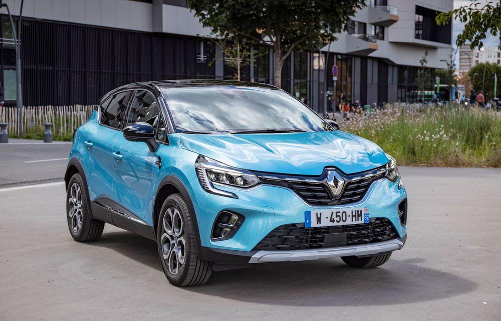 Renault deschide în România pre-comenzile pentru versiunea plug-in hybrid a lui Captur: 28.800 de euro pentru varianta de echipare de top - Poza 6
