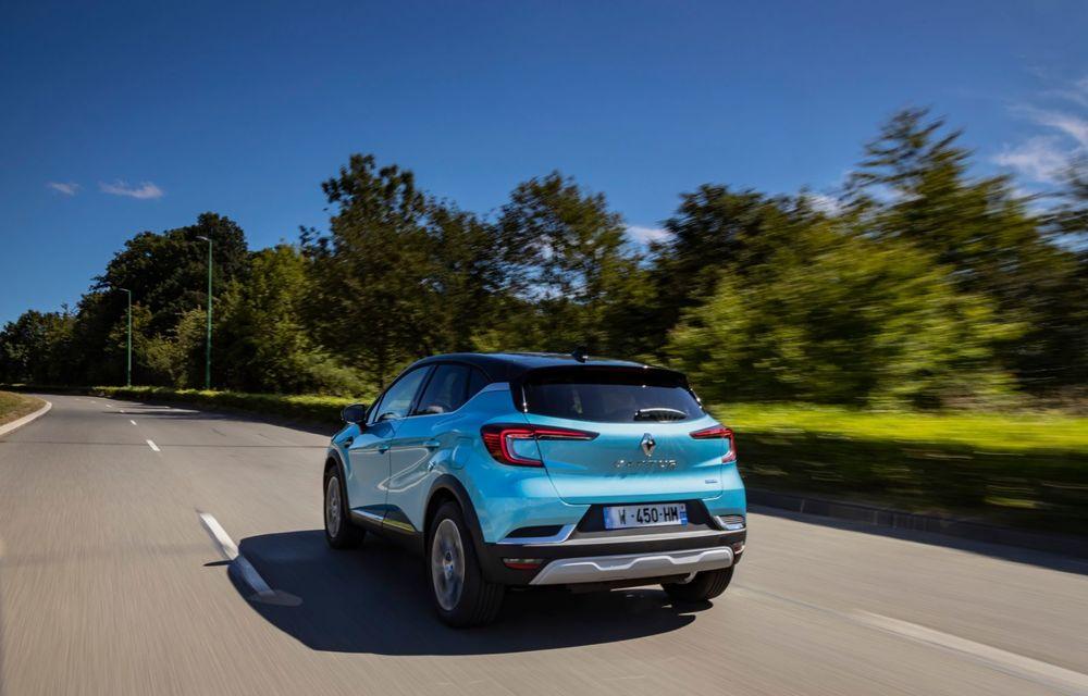 Renault deschide în România pre-comenzile pentru versiunea plug-in hybrid a lui Captur: 28.800 de euro pentru varianta de echipare de top - Poza 3