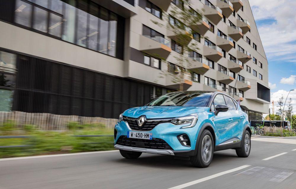 Renault deschide în România pre-comenzile pentru versiunea plug-in hybrid a lui Captur: 28.800 de euro pentru varianta de echipare de top - Poza 4