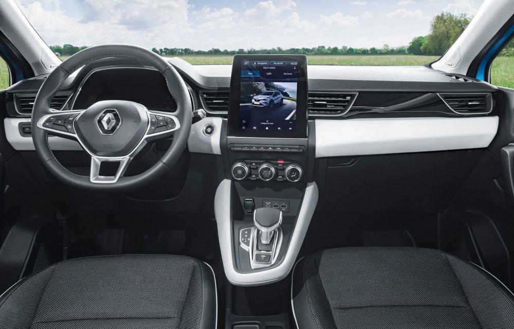 Renault deschide în România pre-comenzile pentru versiunea plug-in hybrid a lui Captur: 28.800 de euro pentru varianta de echipare de top - Poza 17