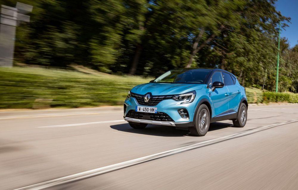 Renault deschide în România pre-comenzile pentru versiunea plug-in hybrid a lui Captur: 28.800 de euro pentru varianta de echipare de top - Poza 2