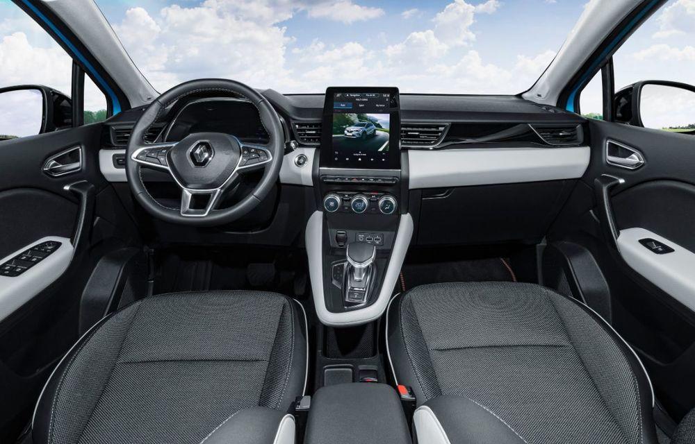Renault deschide în România pre-comenzile pentru versiunea plug-in hybrid a lui Captur: 28.800 de euro pentru varianta de echipare de top - Poza 15