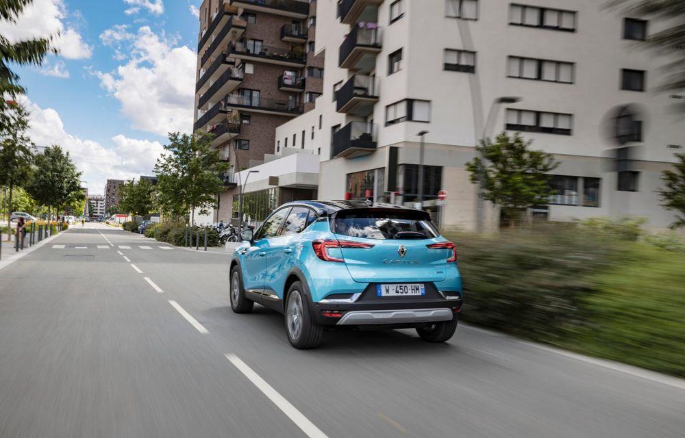 Renault deschide în România pre-comenzile pentru versiunea plug-in hybrid a lui Captur: 28.800 de euro pentru varianta de echipare de top - Poza 5