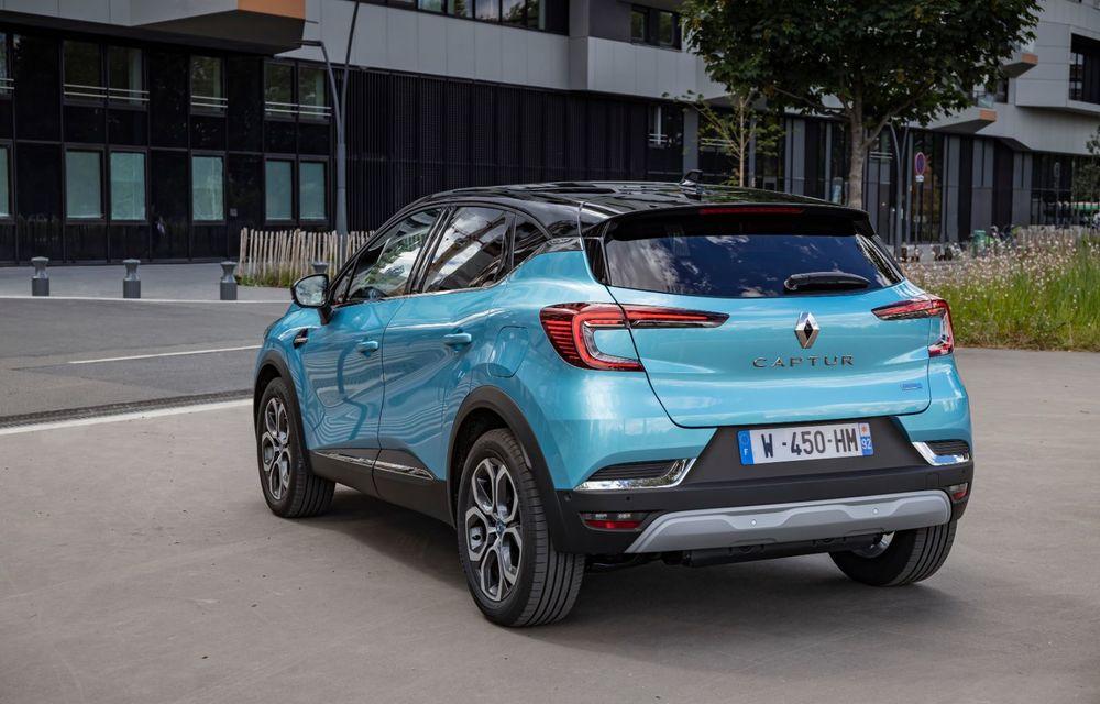 Renault deschide în România pre-comenzile pentru versiunea plug-in hybrid a lui Captur: 28.800 de euro pentru varianta de echipare de top - Poza 7