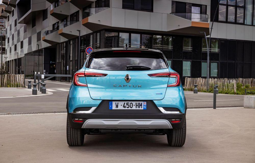 Renault deschide în România pre-comenzile pentru versiunea plug-in hybrid a lui Captur: 28.800 de euro pentru varianta de echipare de top - Poza 8